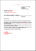 Advance payment letter from company 100 arrears letter definition stunning national general insurance payment marketing spiritdancerdesigns Images